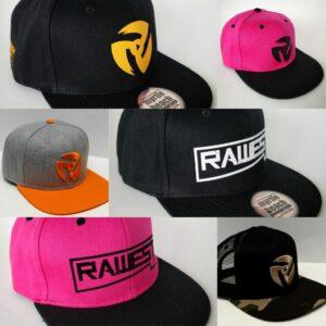 Rawest Caps